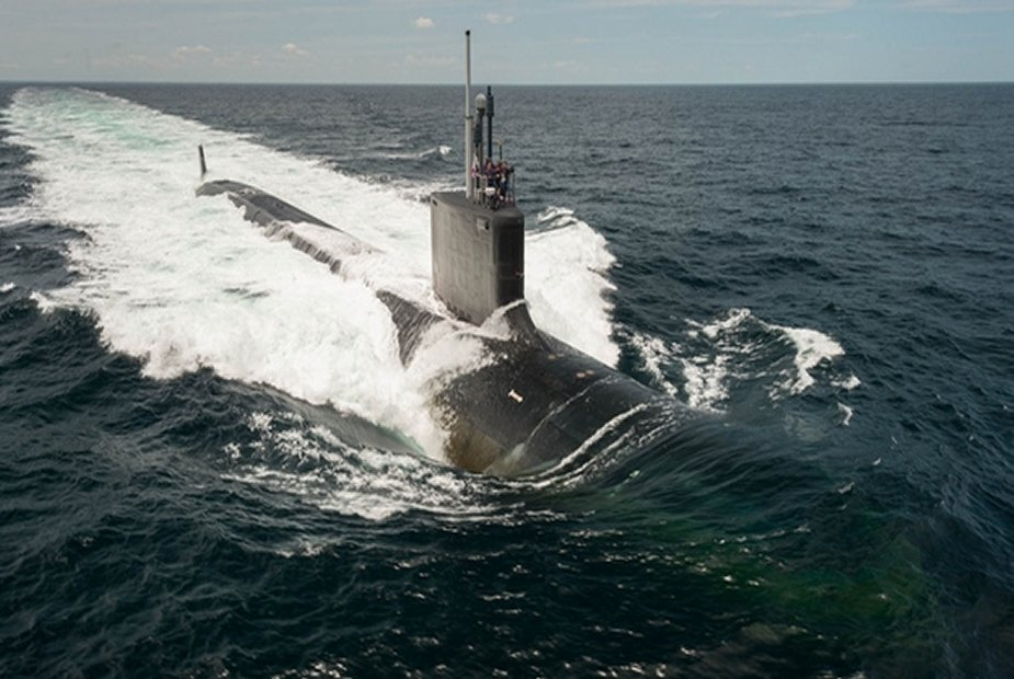US Navy awarded Lockheed Martin modular masts contract for Virginia class subs