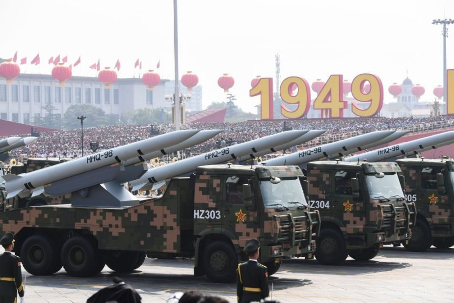 Analysis of Anti ship missiles and Ship borne air defense system unveiled at Chinese military parade 925 003