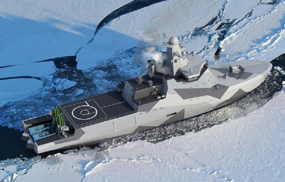 Russia reinforces Arctic naval group