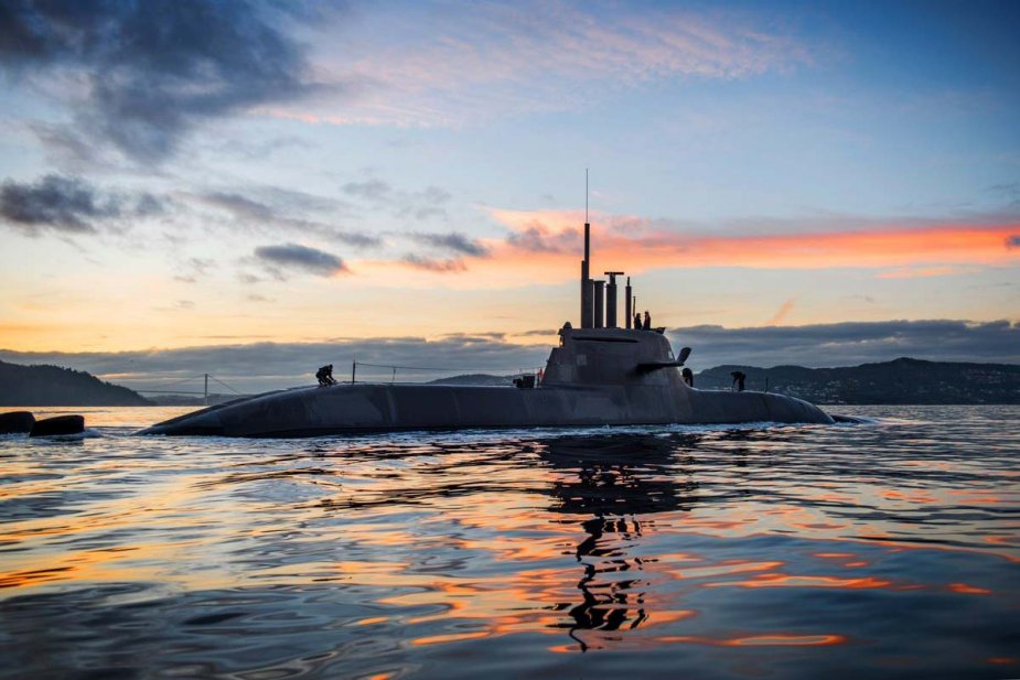 Norway Kicks off Formal Negotiations with Thyssenkrupp Marine Systems for New Submarines 925 003