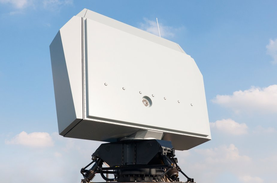 Thales selected by Royal Netherlands Navy to provide 8 High Tech radars 925 001