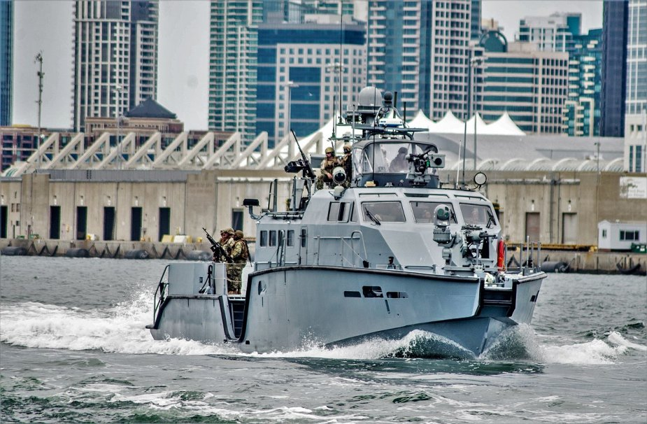 Government of Ukraine will possibly buy sixteen Mark VI Patrol Boats 925 001