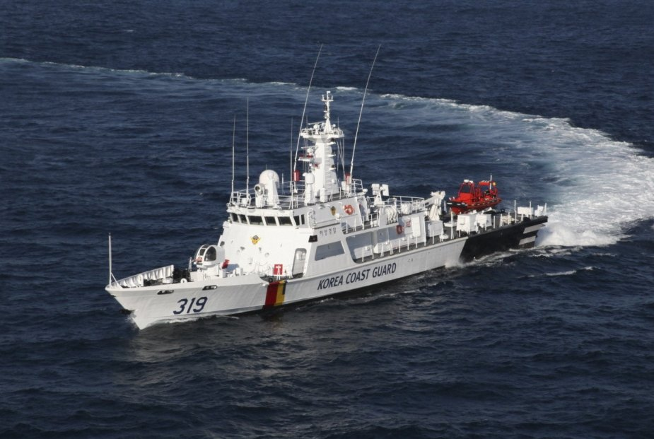 South Korea will deliver two decommissioned Haeuri Class patrol vessels to Ecuadors coastguard 925 001