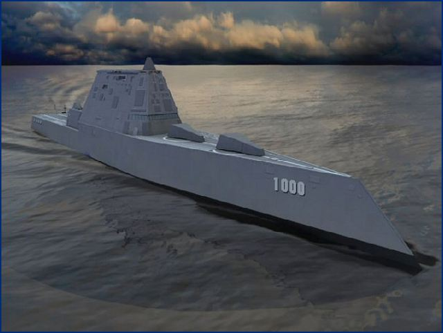 The U. S. Navy has awarded General Dynamics Bath Iron Works, a subsidiary of General Dynamics (NYSE: GD), a $1.8 billion contract for the construction of DDG 1001 and DDG 1002, the next two ships in the Zumwalt-class program. DDG 1001 is scheduled to be delivered in December 2015 and DDG 1002 is scheduled to be delivered in February 2018.