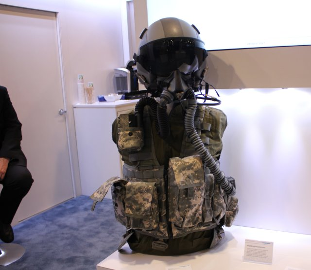 Cobham exhibits at the Sea-Air-Space exposition organized by the Navy League of the United States during 3-5 April, 2017 at the Gaylord National Resort and Conference Center in National Harbor, Maryland.