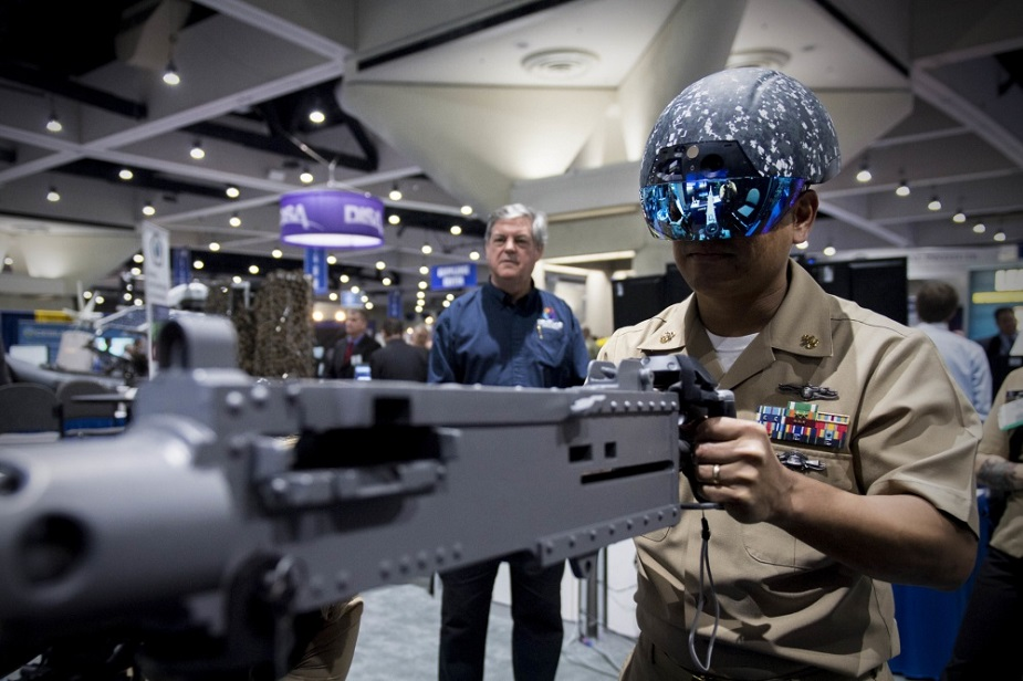 Navy Information Warfare to Spotlight Cyber Technology at Sea Air Space 2018