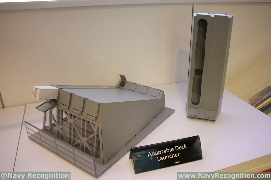 BAE Systems ADL Deck Launcher SNA 2018 news