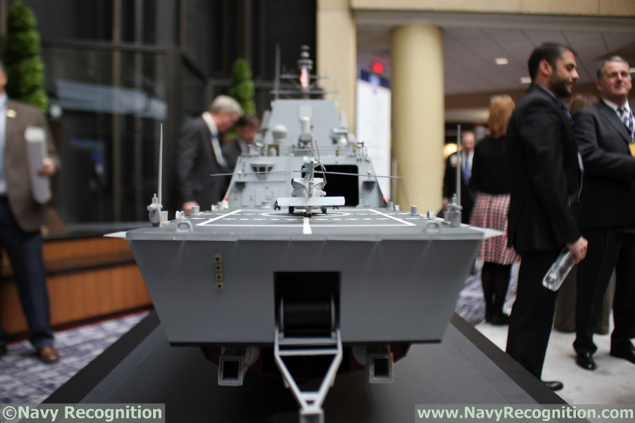 Lockheed Martin FFGX SNA 2018 National Symposium Trade Show online show daily news coverage 008
