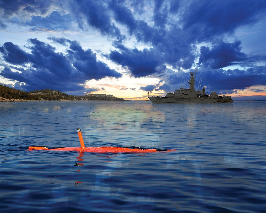 Saab AUV62 AT US Navy SNA 2018
