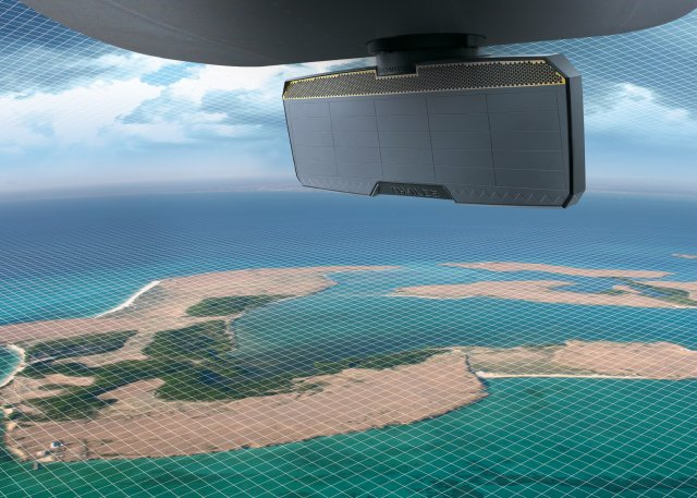 At Euronaval 2014, Thales is launching the new SEARCHMASTER multirole surveillance radar (AESA)