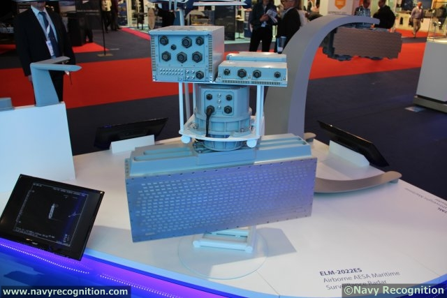 Israel Aerospace Industries (IAI) has expanded its best-selling Maritime Surveillance Radar family. Models of two new additions to this family - the ELM-2022ES radar and the ELM-2022ML lightweight radar - are displayed for the first time, at the Euronaval International Naval Defense and Maritime Exhibition, in Paris between October 27-31. (IAI stand C39-B32)