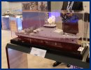 French Shipyard OCEA showcases its new range of OPV at Euronaval 2014