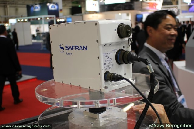 Sagem (Safran), the European leader in navigation systems and equipment, announced today at the Euronaval 2014 trade show at Le Bourget near Paris that it has delivered the 200th BlueNaute® precision attitude and heading reference systems for civilian maritime applications. In production since the end of 2012, BlueNaute® systems stand out from previousgeneration products by their exceptional reliability and robustness.