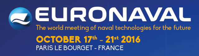 Euronaval 2016 International Naval Defence & Maritime Exhibition & Conference