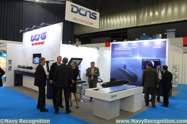 At UDT 2015 the Undersea Defence Technology exhibition and conference currently taking place in Rotterdam, DCNS unveiled an evolution of its Scorpene 2000 diesel-electric submarines (SSK).