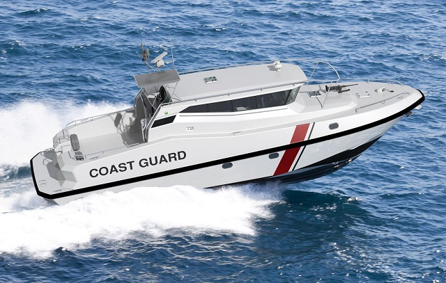 BMT Nigel Gee (BMT), a subsidiary of BMT Group, has announced its latest partnership with Ares Shipyard to design and build six 18m patrol boats from advanced composites, for the Bahrain Coast Guard which have a maximum design speed in excess of 35 knots. The contract also has an option for an additional six vessels.