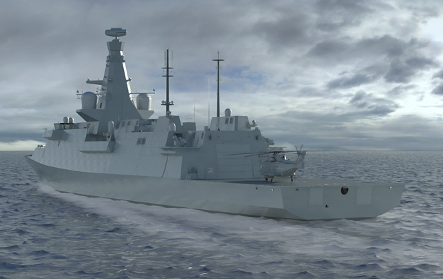 BAE Systems has today announced new design contracts for the Type 26 Global Combat Ship, which will play a vital role in the programme to deliver the Royal Navy's next generation surface warship. Six Design Development Agreements have been awarded covering key areas such as propulsion, ventilation and electrical equipment, as well as combat and navigation systems.